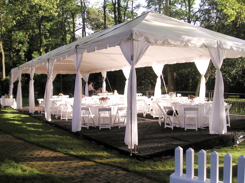 Picture & Frame Tents - Bluegrass Rental